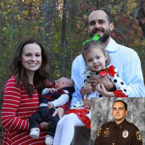 officer labarre and family